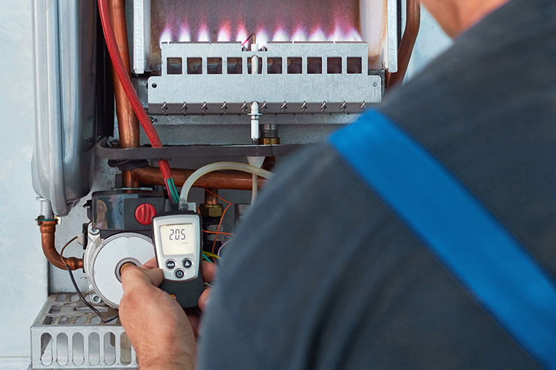 Gas Boiler Service Cost in Chester Cheshire